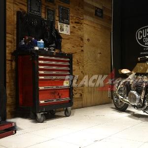 Broadtracker Yamaha XS650 - Angkat Eksotisme Indonesia