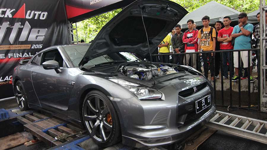 Final BlackAuto Battle 2015
