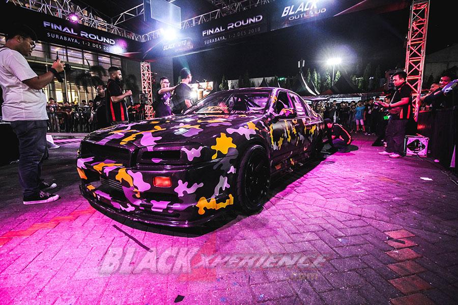 FINAL BLACKAUTO BATTLE 2018 : Out Loud