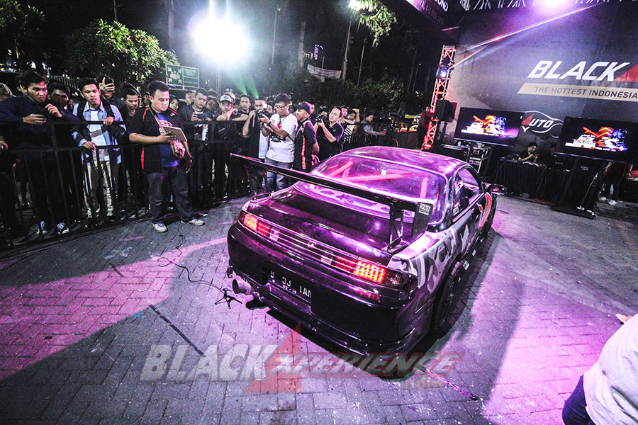 FINAL BLACKAUTO BATTLE 2018 : Out Loud
