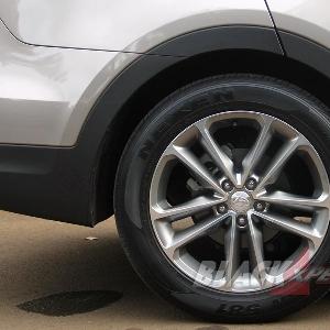 Lingkar roda baru berdiamter 19 inci