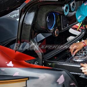 DJ Set di Bagasi