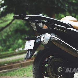 Rear shock travel sebesar 116mm