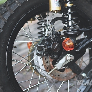 Swing Arm Custom