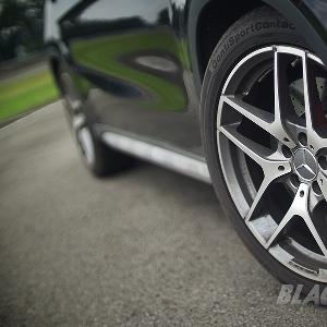 Mercedes AMG GLA 45 - High Performance Crossover