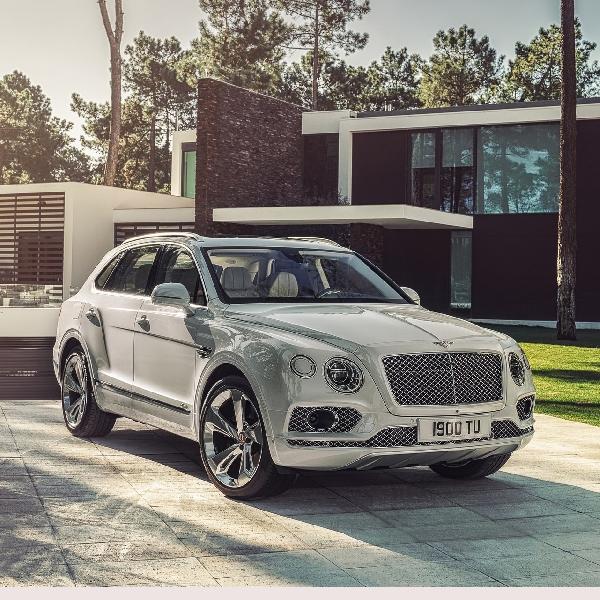 Bentley Benyayga Hybrid, Mobil Listrik Premium Pertama di Dunia