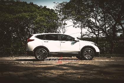 All New Honda CR-V 1.5L Turbo Prestige - More Powe and More Luxurious