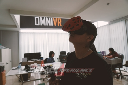 Nico Alyus, Memasyarakatkan Virtual Reality di Indonesia Pakai OmniVR