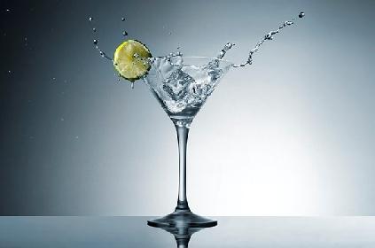 Dustin Dolby a splash martini