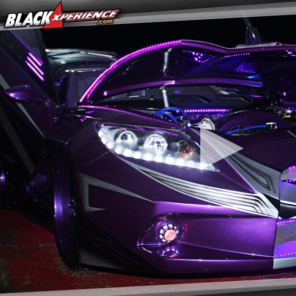 The Champ Black Auto Battle Makassar 2016: Nissan Cefiro Surya Variasi