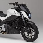 Honda Kenalkan Motor yang Bisa Jalan Sendiri