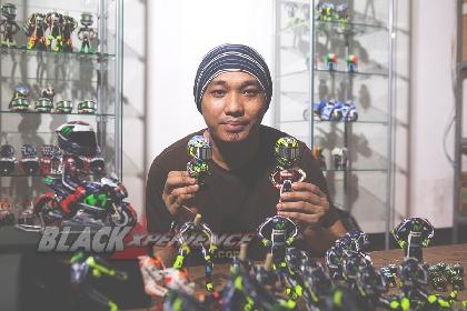 Faisal Syukur, EF Works Racing Scale Model