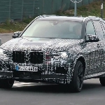 Prototipe 2020 BMW X5 M Tertangkap di Nurburgring