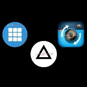 Bikin Instagram Makin Asyik dengan Tiga Aplikasi ini