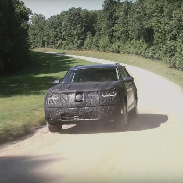 Volkswagen Perkenalkan B-SUV Atlas dengan 2 Varian
