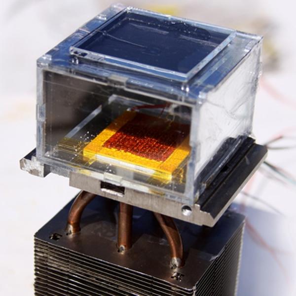 Perangkat Ini Bisa Panen Air Bersih dari Udara Gurun