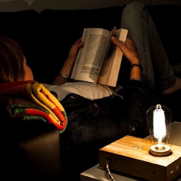 Balldur, Lampu Retro yang Miliki Banyak Fungsi
