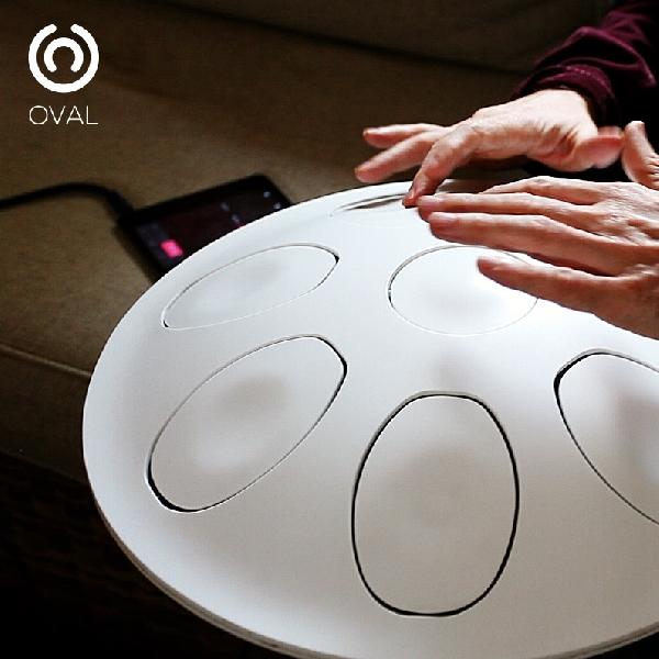 Buat Permainan Musik Anda Makin Berbeda dengan Oval