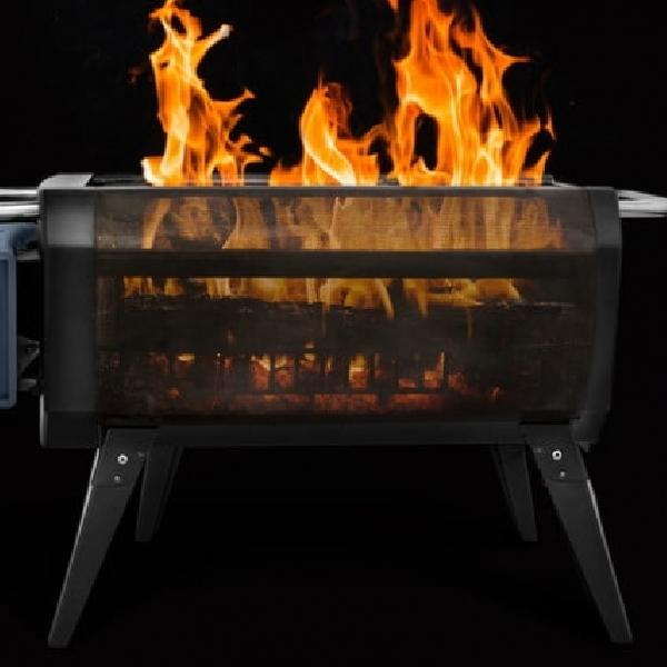BioLite FirePit, Nyalakan Api Unggun Tanpa Asap