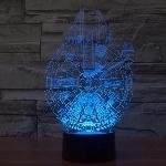 Lampeez - Lampu 3D Ilusi