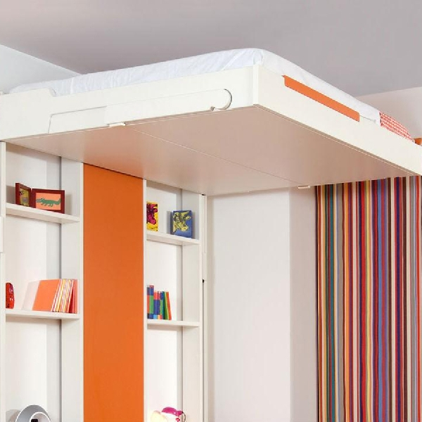 SlumberUp Ceiling bed  - Solusi Efisiensi Ruangan