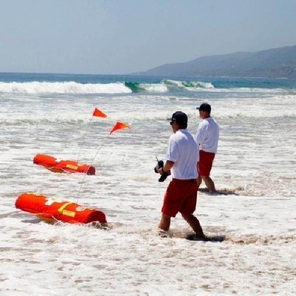 EMILY, Robot Penjaga Pantai yang Dapat Selamatkan Delapan Orang Sekaligus