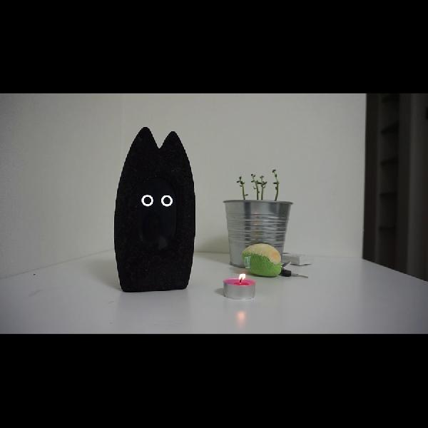 Fribo, Robot Kucing Pemantau Rumah