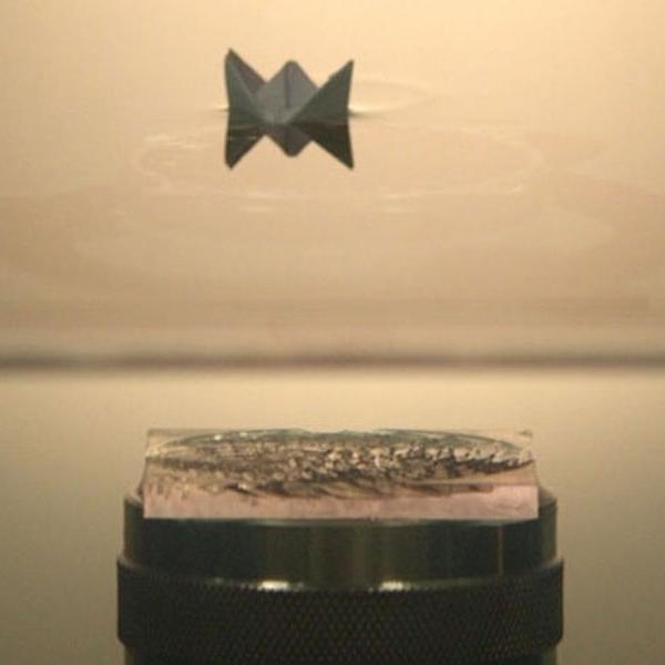 Hologram Akustik Ini Mampu Hasilkan Medan Suara 3 Dimensi