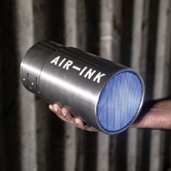 Kaalink, Filter Pengubah Emisi Buang Kendaraan jadi Tinta Tulis Kualitas Tinggi