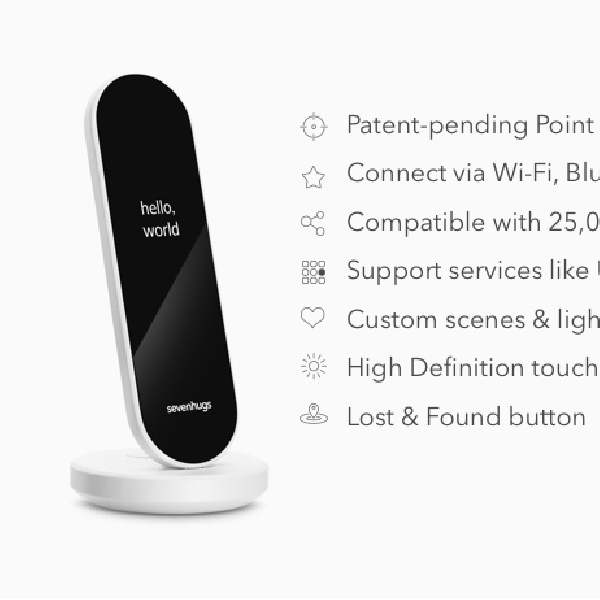 Sevenhugs Smart Remote - One Remote to Control Everything
