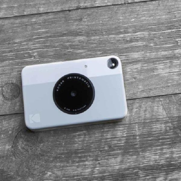 Kodak Printomatic, Kamera Hibrida Bisa Jepret Sambil Cetak