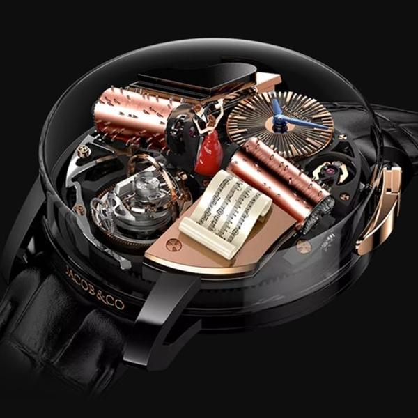 Musik Opera Hadir dalam Arloji