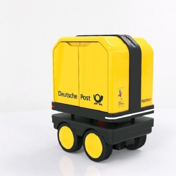 PostBOT, Robot Asisten Tukang Pos ini Siap Diujicobakan di Jerman