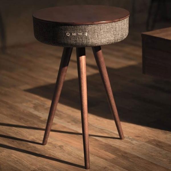 Unik, Coffe Table Ini Bisa Jadi Power Bank Dan Speaker Bluetooth