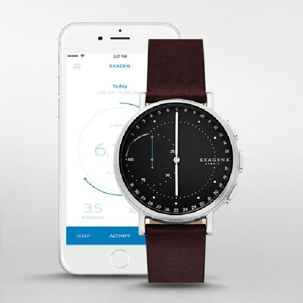 Skagen Signatur, Smartwatch yang Tersembunyi di Balik Desain Elegan