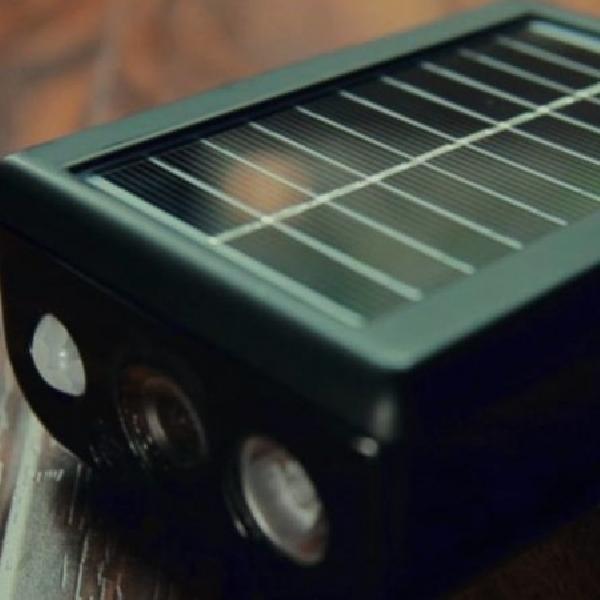 Solar Cam, Kamera Keamanan Outdoor Mampu Isi Daya Sendiri