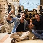 Stone Speakers, Penghasil Suara Dari Batu