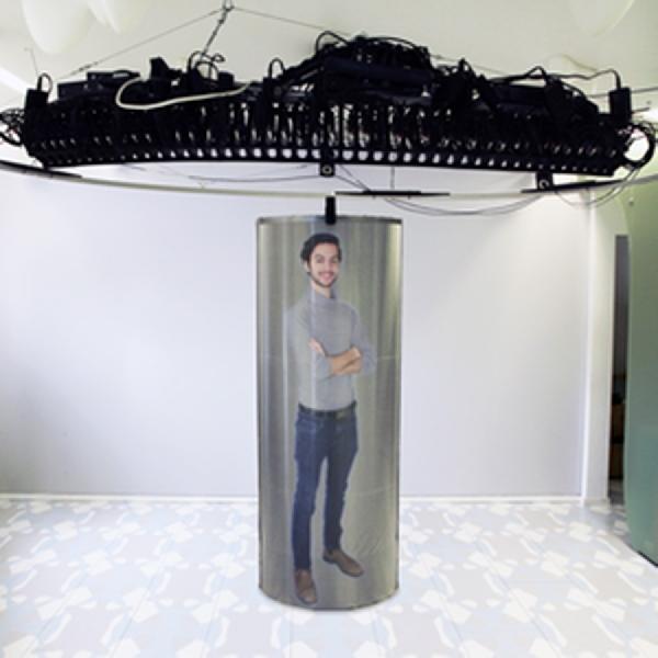 TeleHuman 2, Tampilkan Hologram Saat Video Call