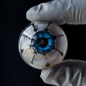 Ilmuwan Ciptakan Mata Sintetis Menggunakan Printer 3D