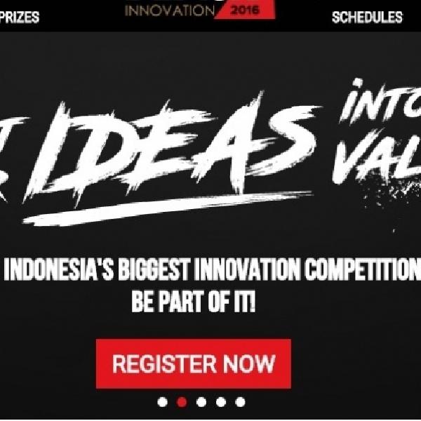 Kembangkan Ide Kreatif untuk Jadi Innovator Terdepan Lewat BlackInnovation 2016