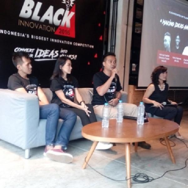 Ubah Ide Jadi Kenyataan Jadi Tajuk Pembuka Black Innovation 2016