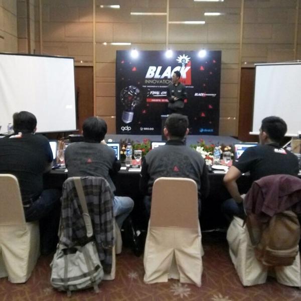Dapat Kritik Dan Input, Kualitas Produk Besutan Finalis BlackInnovation 2016 Kian Ciamik