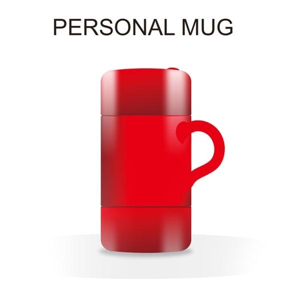 Personal Mug, Nikmati Sajian Kopi dan Teh Cara Modern
