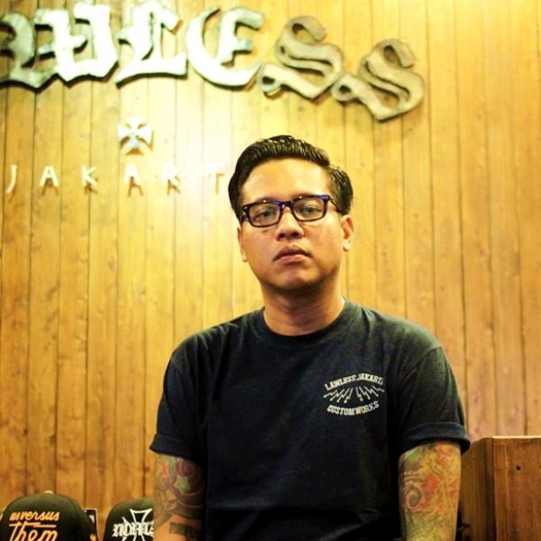 Abdul Gofar Hilman, Lawless Jakarta