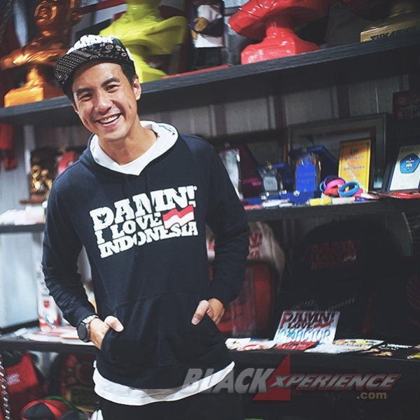 Daniel Mananta: Damn! I Love Indonesia