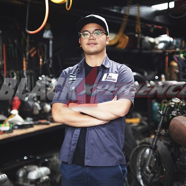 Derby Romero: Hidupkan Hobi Lewat Flash Rabbit Custom Garage