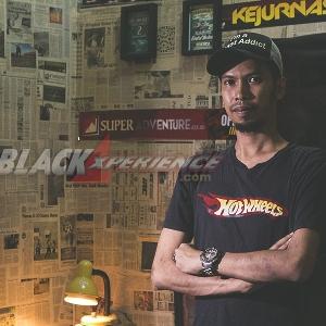 Edit Lesmana, Diecast Customizer Hell Garage Indonesia