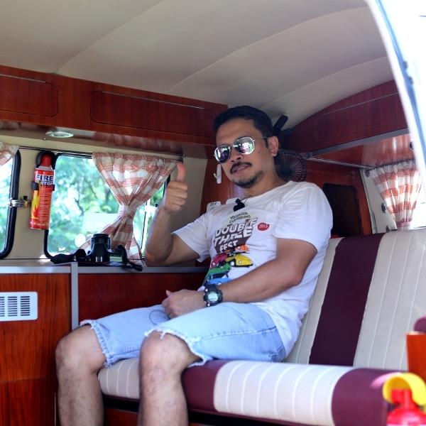Doddy Samperuru, Jakarta VW Campervan