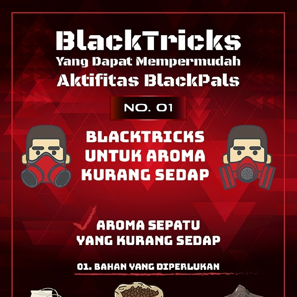 BlackTricks Yang Dapat Mempermudah Aktifitas BlackPals [01]