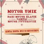 Motor Unik Dari Motor Klasik Sampai Motor Futuristik (1)